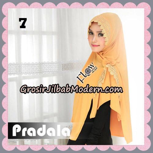 Jilbab Instant Cantik Syria Pradala Original By Flow Idea No 7