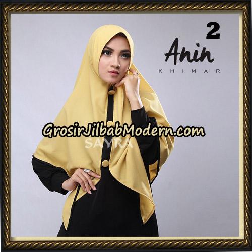 Jilbab Instant Anin Khimar Original By Sayra Hijab Brand No 2
