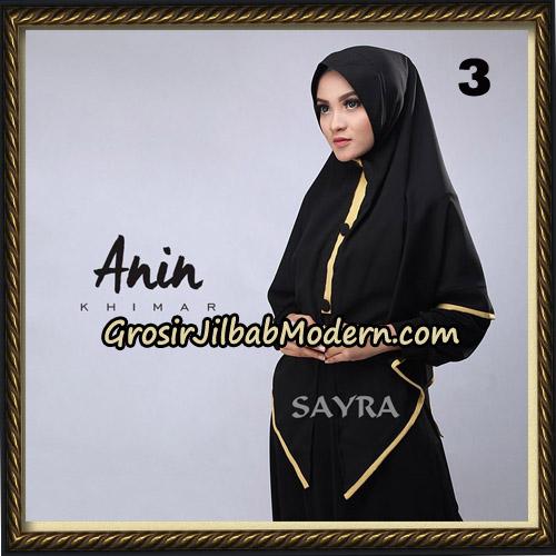 Jilbab Instant Anin Khimar Original By Sayra Hijab Brand No 3