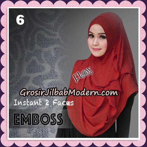 jilbab-instant-cantik-2-faces-emboss-original-by-flow-idea-no-6