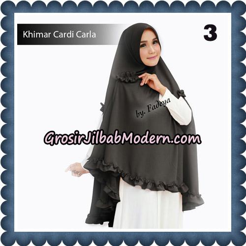 Jilbab Khimar Cardi Carla Original By Fadeya Brand No 3