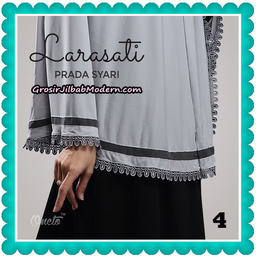 Jilbab Cantik Prada Syari Larasati Original By Oneto Hijab Brand No 4