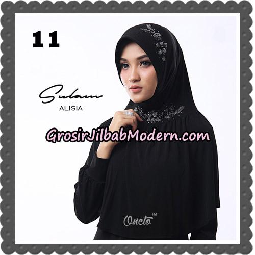 Jilbab Cantik Sulam Alisia Original By Oneto Hijab Brand No 11