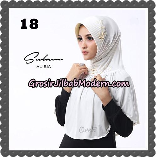 Jilbab Cantik Sulam Alisia Original By Oneto Hijab Brand No 18