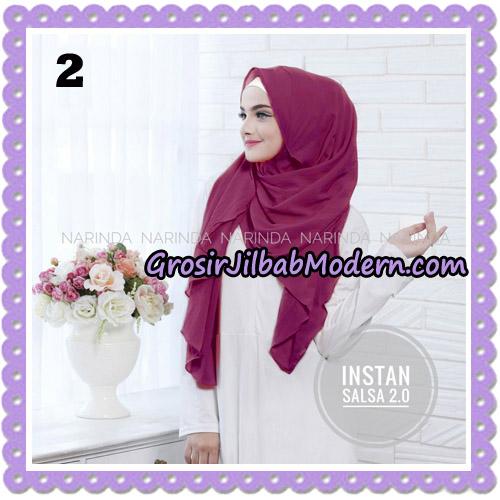 Jilbab Instant Salsa 2 Original By Narinda Hijab Brand No 2