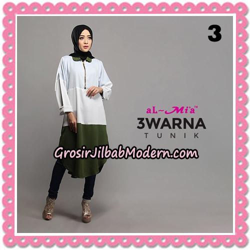 Tunik Cantik 3 Warna Original By AlMia Brand No 3