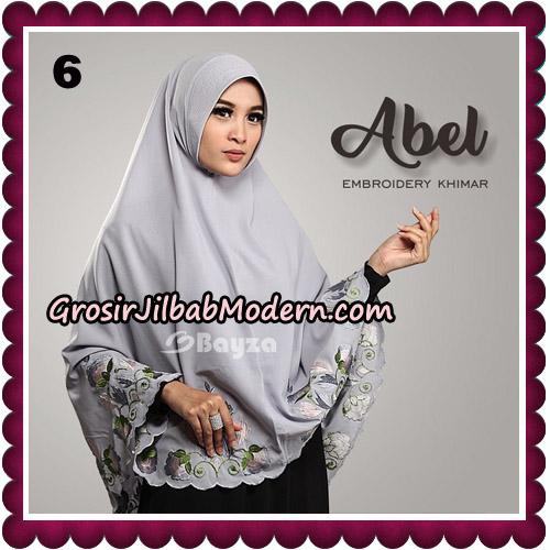 Jilbab Cantik Abel Embroidery Khimar Original By Bayza Hijab Brand No 6