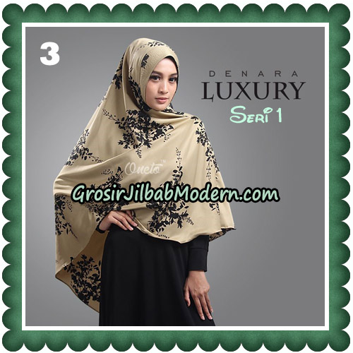 Jilbab Cantik Denara Luxury Seri 1 Original By Oneto Hijab No 3