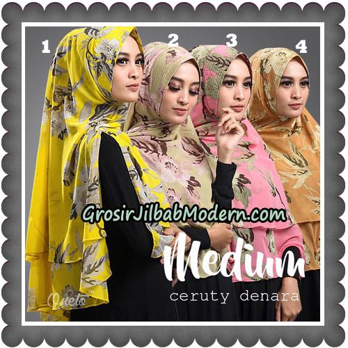 Jilbab Cantik Medium Ceruty Denara Original By Oneto Hijab