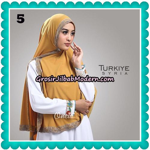 Jilbab Cantik Turkiye Syria Original By Oneto Hijab Brand No 5