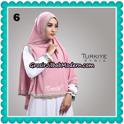 Jilbab Cantik Turkiye Syria Original By Oneto Hijab Brand No 6