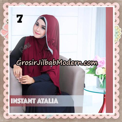 Jilbab Instant Atalia Original By Flow Idea Hijab No 7