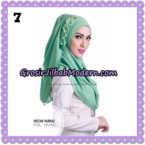 Jilbab Instant Yarra 2 Original by Ivory Hijab Brand No 7
