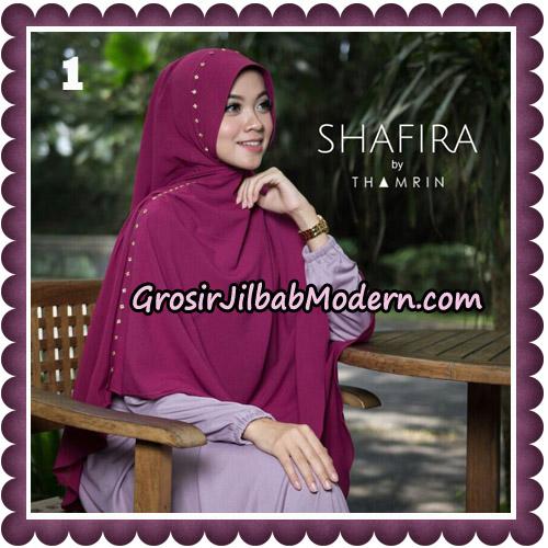 Jilbab Cantik Khimar Shafira Original by Thamrin Hijab Brand No 1