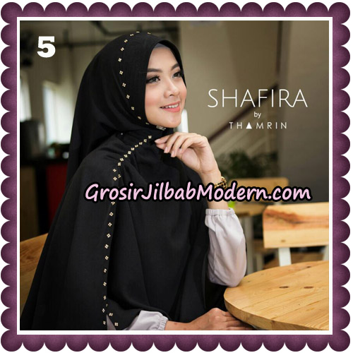 Jilbab Cantik Khimar Shafira Original by Thamrin Hijab Brand No 5