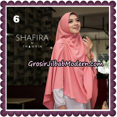 Jilbab Cantik Khimar Shafira Original by Thamrin Hijab Brand No 6