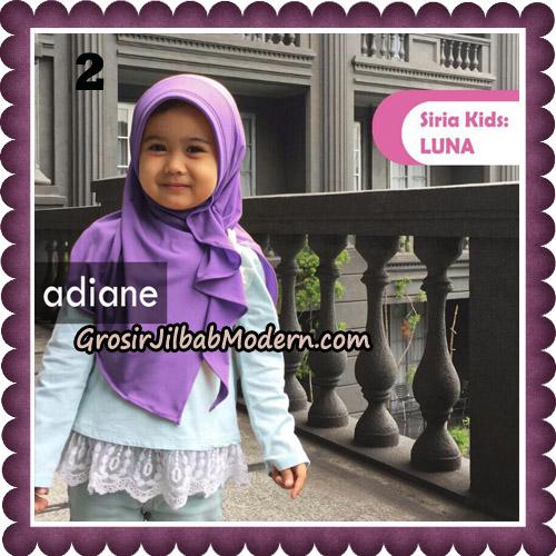 Jilbab Instant Siria Kids Luna Original By Adiane Hijab No 2