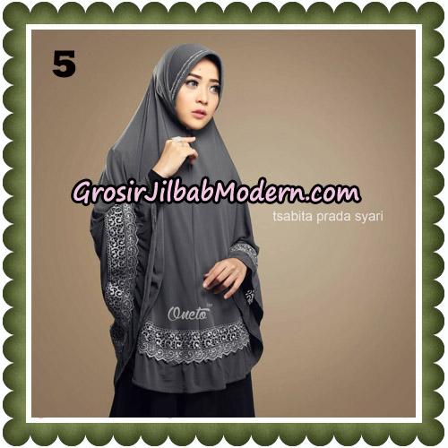 Jilbab Cantik Tsabita Prada Syari Original By Oneto Hijab Brand No 5