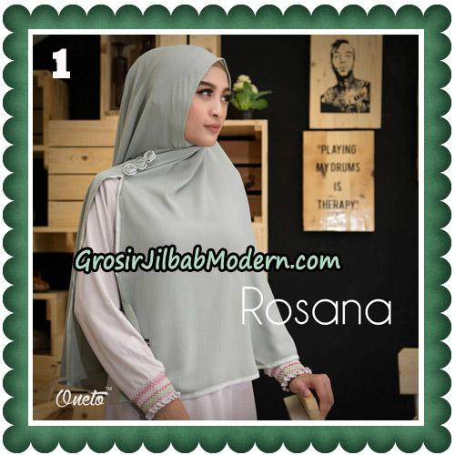 Jilbab Instant Rosana Original By Oneto Hijab Brand No 1