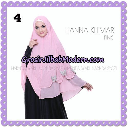 Jilbab Cantik Hanna Khimar Original By Narinda Hijab Brand No 4