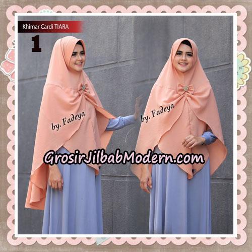 Jilbab Cantik Khimar Tiara Original By Fadeya Brand No 1