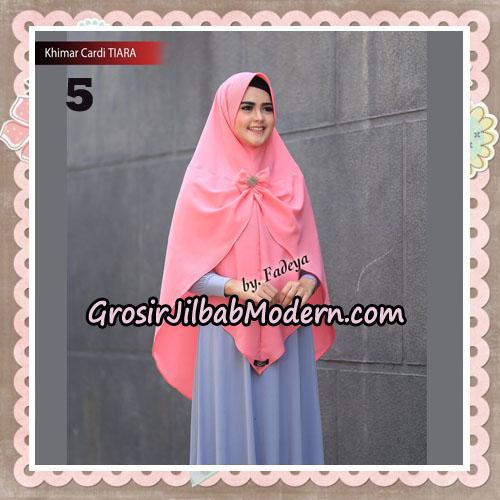 Jilbab Cantik Khimar Tiara Original By Fadeya Brand No 5