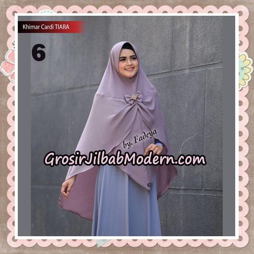 Jilbab Cantik Khimar Tiara Original By Fadeya Brand No 6