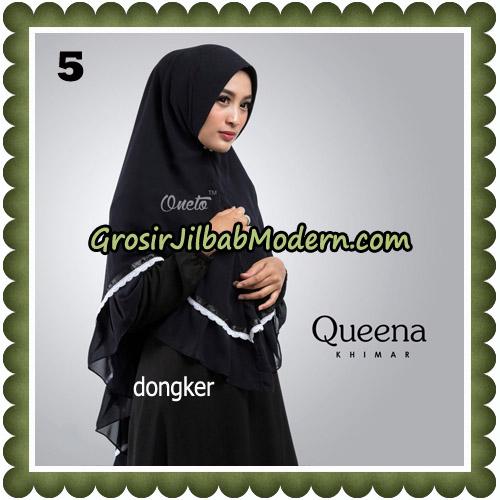 Jilbab Cantik Queena Khimar Original By Oneto Hijab Brand No 5