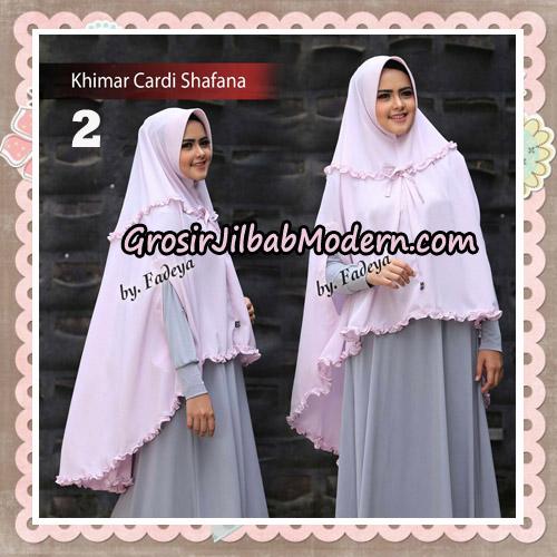 Jilbab Cantik Khimar Cardi Shafana Original By Fadeya Hijab Brand No 2