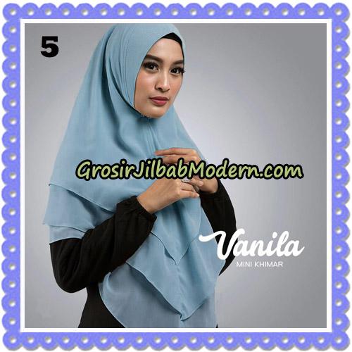 Jilbab Cantik Vanila Mini Khimar Original By Oneto Hijab Brand No 5