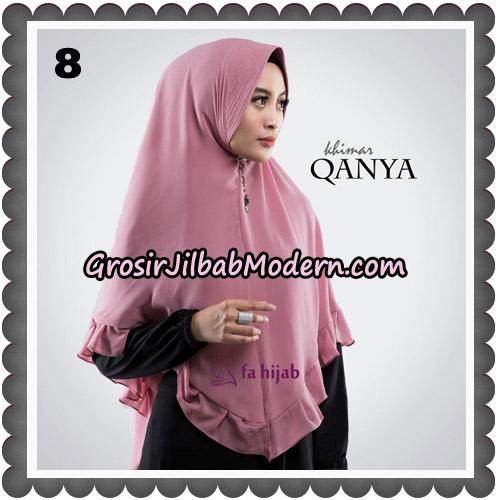 Jilbab Instant Qanya Khimar By Fa Hijab Brand No 8
