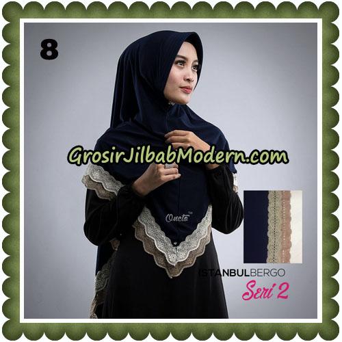 Jilbab Cantik Istanbul Bergo Original By Oneto Hijab Brand NO 8