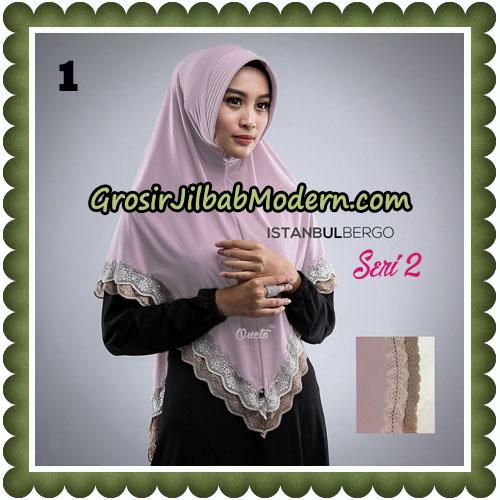 Jilbab Cantik Istanbul Bergo Original By Oneto Hijab Brand No 1