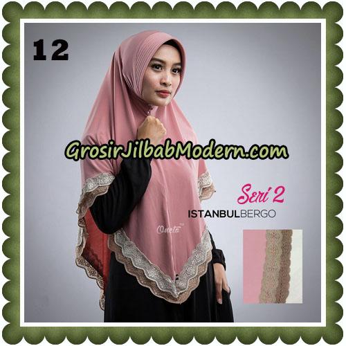 Jilbab Cantik Istanbul Bergo Original By Oneto Hijab Brand No 12