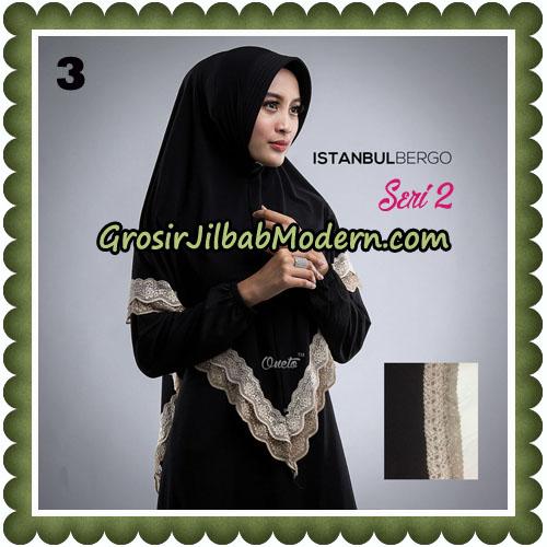 Jilbab Cantik Istanbul Bergo Original By Oneto Hijab Brand No 3