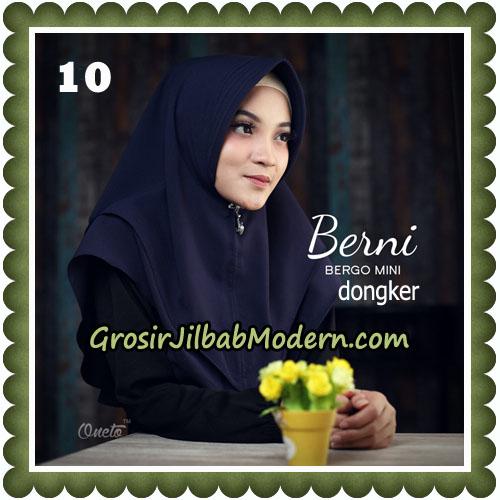 Jilbab Cantik Berni Bergo Mini Original By Oneto Hijab Brand No 10