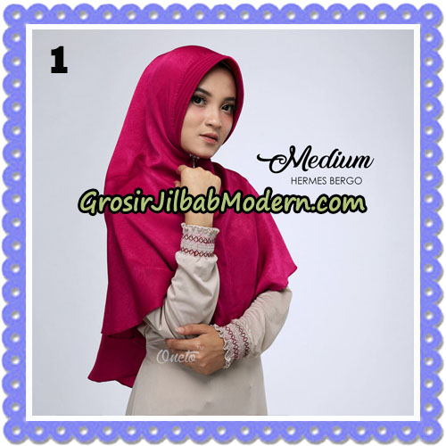 Jilbab Medium Hermes Bergo Original By Oneto Hijab Brand No 1