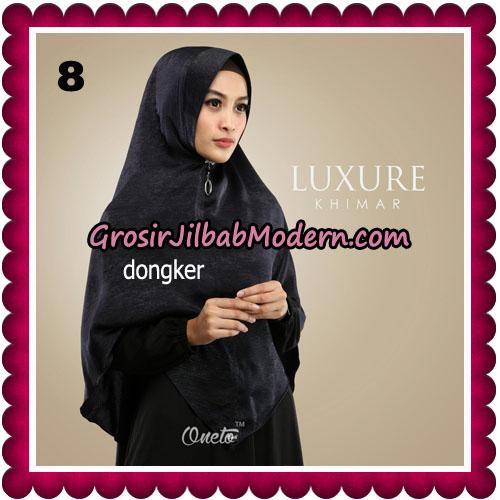 Jilbab Cantik Khimar Luxure Original By Oneto Hijab Brand No 8