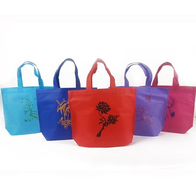 lot de sacs non tisses pas cher sac cabas intisse sac reutilisable
