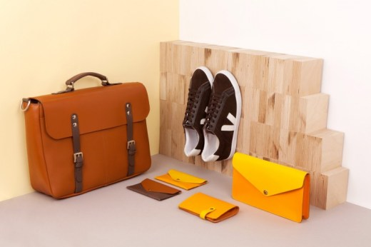 Veja Paris   Eco Schuhe   Accessoires   Frühjahr/Sommer 2014 Kollektion   Foto: Veja   GROSSARTIG