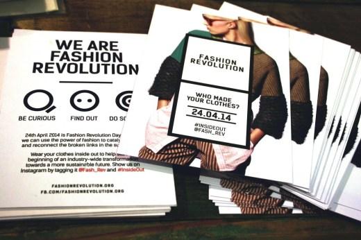 Fashion Revolution Day 2014 | #Insideout | GROSSARTIG