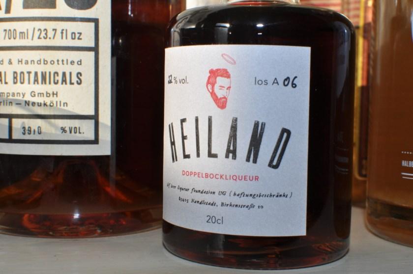 HEILAND Doppelbockliqueur | Bierlikör | Foto: Alf-Tobias Zahn | GROSS∆RTIG