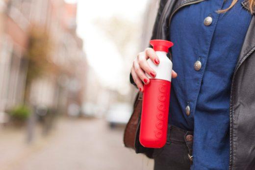 Dopper | Einweg ist kein Weg | Trinkflaschen | Foto: Dopper | GROSS∆RTIG