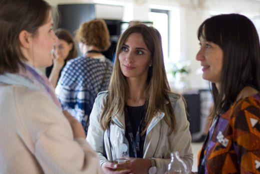 Fashion Changers x prePeek   Funkhaus Berlin   Ethical Fashion Show & Greenshowroom   Foto: Hanna Hempel   GROSS∆RTIG