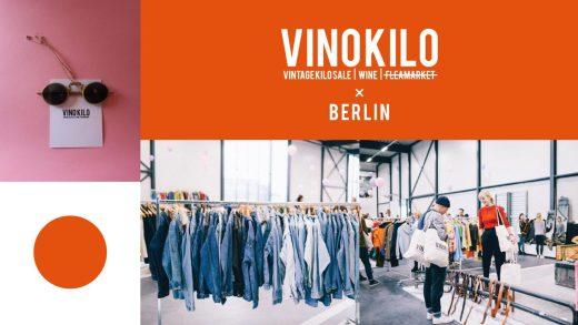 VinoKilo | Vintage Kilo Sale in Berlin | 16.9.2017 | CRCLR | GROSS∆RTIG