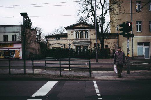 Z² – Zahn und Zieger unterwegs | Kinderkrankenhaus Weißensee | Berlin | Ruine vom Säuglings- und Kinderkrankenhaus | Foto: René Zieger | GROSS∆RTIG