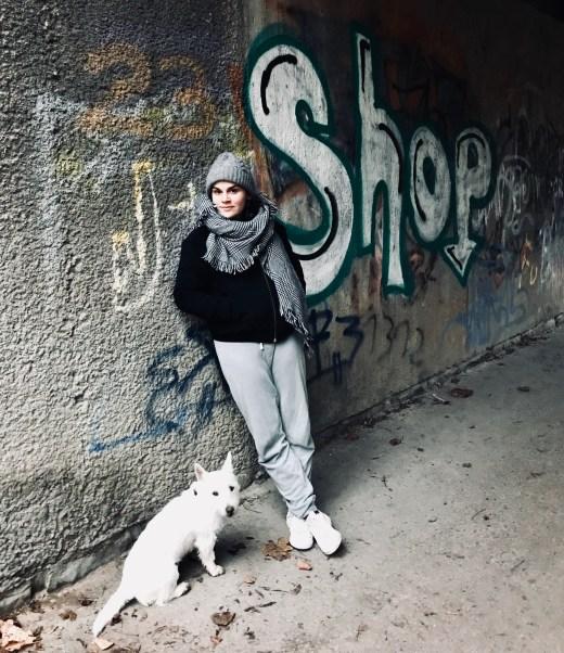 Interview mit Marion Grädler – samt Hund | fuffi_brand aus Wien | GROSS∆RTIG | Foto: Marion Grädler
