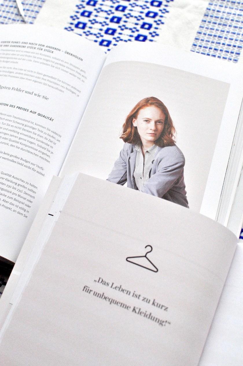 Anuschka Rees | Dumont Verlag | Das Kleiderschrank-Projekt | Foto: Alf-Tobias Zahn | GROSS∆RTIG