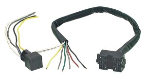 69690  Universal PlugIn Wiring Harness With LifttoDim