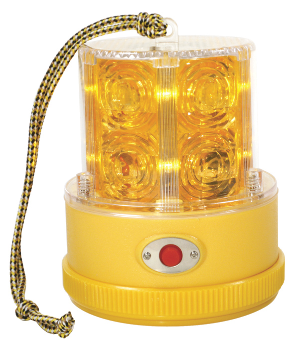Yellow Strobe Lights